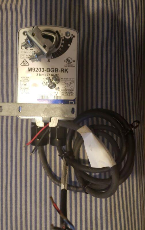 Johnson Control Spring-Return Actuator M9203-BGB-RK