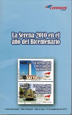 Chile 2010 Brochure La Serena En El A O Del Bicentenario