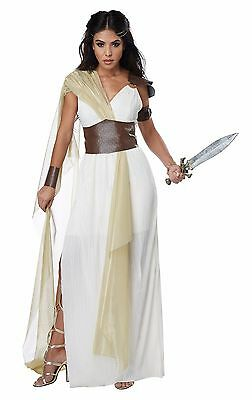 Sexy Spartan Queen Warrior Greek Goddess Adult Costume