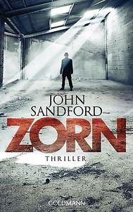 Zorn von John Sandford (2013, Taschenbuch)