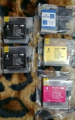 Refill Patroner LC985/ LC980/ LC1100