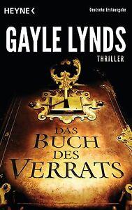 Das Buch des Verrats von Gayle Lynds (2011, Taschenbuch)