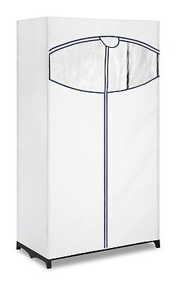 (Whitmor Clothes Closet - Freestanding Garment Organizer with Sturdy Fabric Cover)