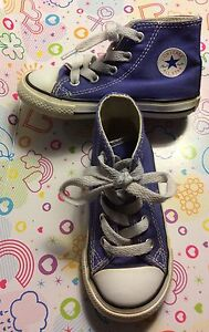 Converse, Chooze, Toddler Girls Shoes Size 7 and 8