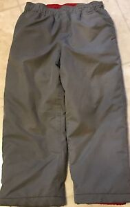 Two pairs of Blue and Grey Size 4 Snow Pants Peterborough Peterborough Area image 3