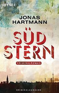 Südstern von Jonas Hartmann (2012, Taschenbuch), UNGELESEN