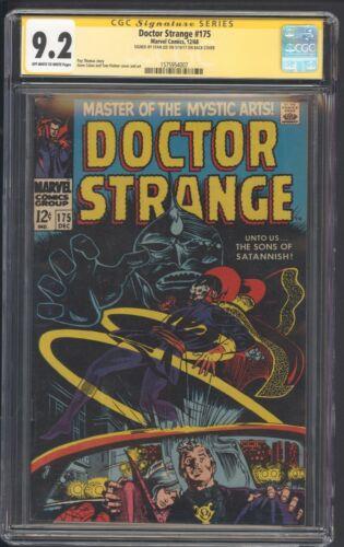 Doctor Strange 175 CGC 9.2 SS STAN LEE
