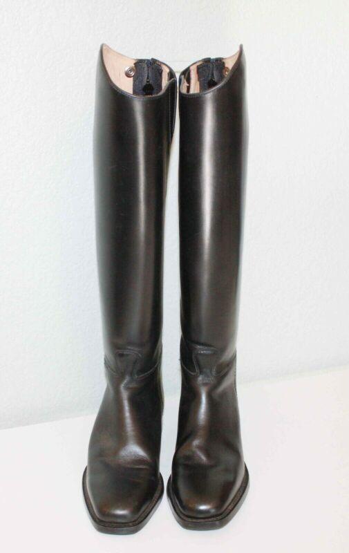 Ariat Maestro Zip Dressage Boots size 8 Med Reg