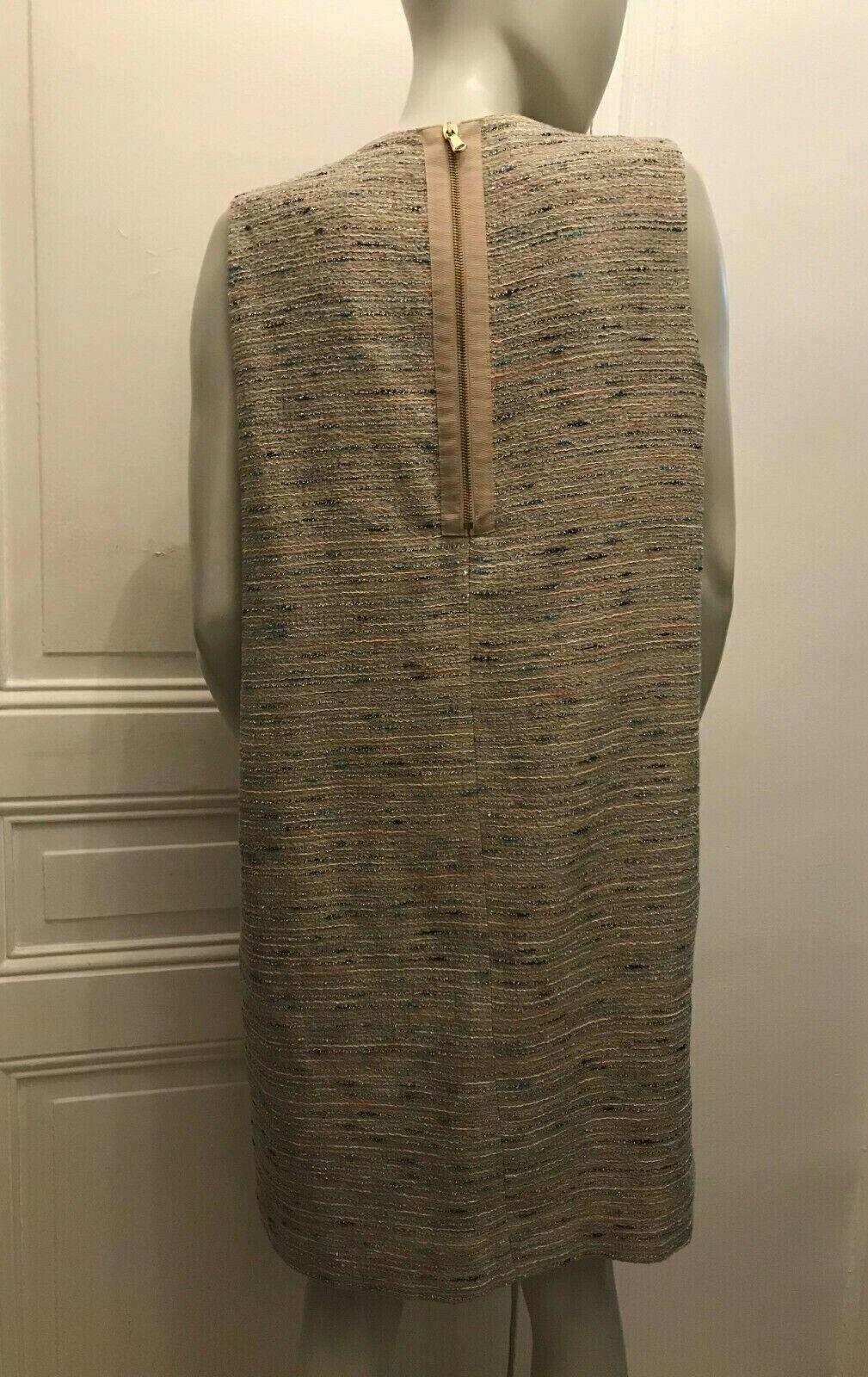 Robe en tweed daniel&meyer