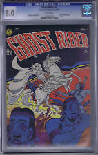 Ghost Rider #1 (A-1 #27) ME Pub 1950,Origin issue CGC 8.0 (VERY FINE)