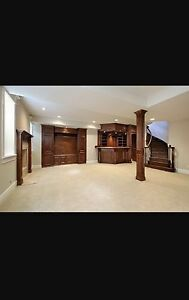 Looking for a furnished basement