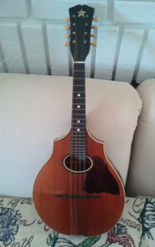 VEGA CYLINDER BACK MANDOLIN Early 1900s