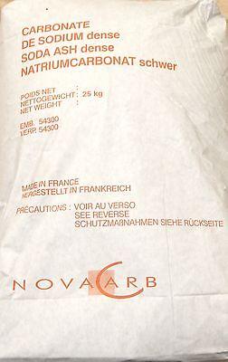 ph Plus Granulat / ph Heber Granulat / ph+ Pulver / Soda schwer -  25 kg Sack