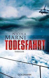 Todesfahrt  Nicola Marini  Thriller Taschenbuch  ++Ungelesen++