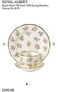 Royal Albert 100 Years 1920 Spring Meadow - Brand New South Perth South Perth Area Preview