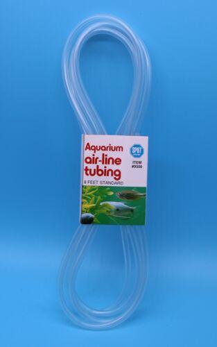 Aquarium Air Line Tubing For Fish Tank Air Pump - Flexible - Clear - Brand New