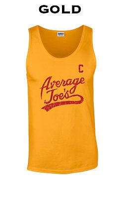 079 Average Joes Tank Top hip funny dodgeball uniform costume halloween cool new - Dodgeball Costume