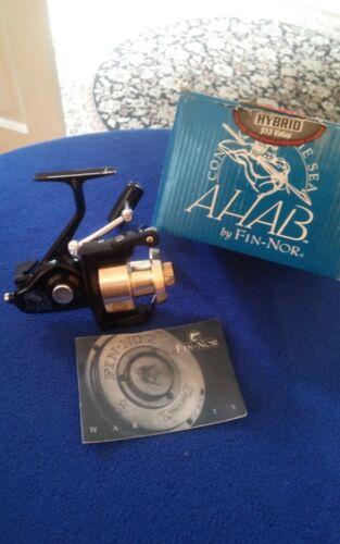 Vintage Fin-Nor Ahab #8 spinning reel NOS!!!