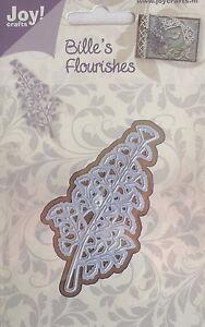 Joy Craft Die Cutter  Flourish leaf - Branch 2 - craft, card making, 6002/0264