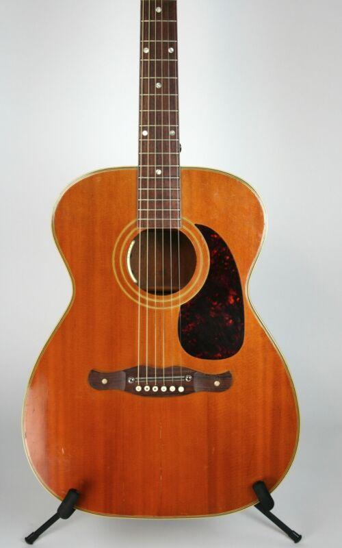 Vintage 1972 Harmony Sovereign w/ Case