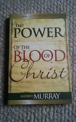 The Power of the Blood of Christ Paperback Book Andrew (The Power Of The Blood Of Jesus Christ)