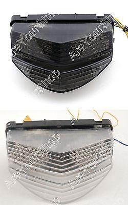 LED Tail light +integrated Turn Signals Fits Honda CBR 600 F4i 2001-2003 2002 UE