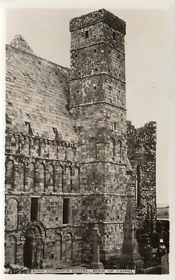 KING CORMAC'S CHAPEL ROCK OF CASHEL TIPPERARY IRELAND CARDALL LTD RP POSTCARD