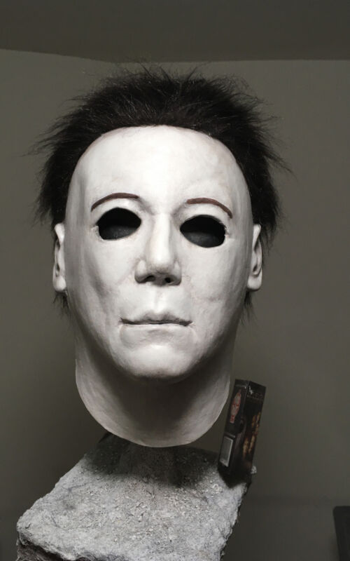 H20 Myers Rehauled Custom Halloween Mask Jason Myers Mask