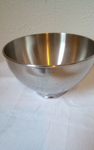 KitchenAid Stainless Steel Replacement Mixing Bowl 3 Quart Stand Mixer K30 Bowl