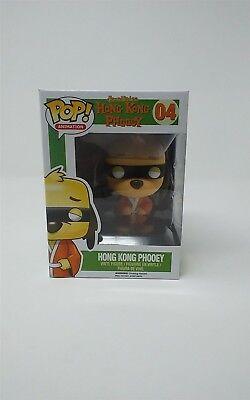 Funko Pop   Hanna Barbera Hong Kong Phooey   Damaged Box
