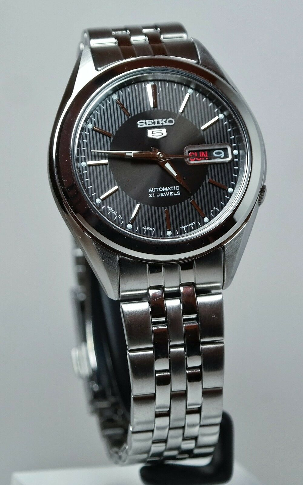 snkl23 japan seiko 5 watches a... Image 3