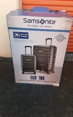 Samsonite Tech Two 2-piece Hardside Set