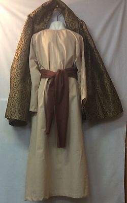 Child (6-8) Biblical Costume  Nativity Shepherd Holy Saint  Joseph Mary Wisemen](Joseph Costume Nativity)
