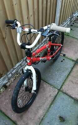Red Chaos Burner BMX Bike in West Midlands