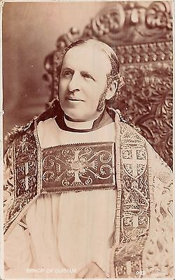 POSTCARD  RELIGION    Bishop  of  Durham