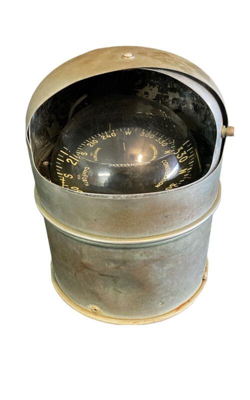 Vintage Danforth Constellation compass