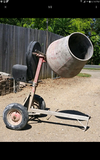 Cement mixer for hire  - $30 per day - Sunshine Coast area