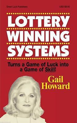 Lottery Winning Systems  New Paperback Book  By Gail Howard