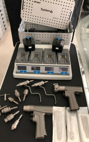 Stryker System 6 Set w/ FREE Case & 3 FREE Saw Blades