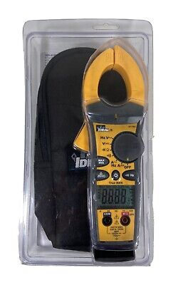 Ideal 61-765 True Rms Acdc Clamp Meter 660a Preowned