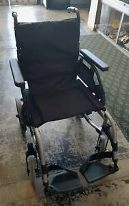 Breezy Basix 2 Wheelchair