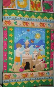 BABY PLAY MAT OR COT DOONA  - LIGHTWEIGHT BEACH THEME Bellbowrie Brisbane North West Preview