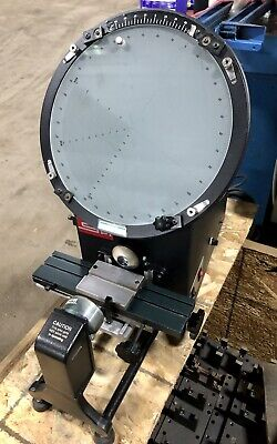 Spi 12 Optical Comparator And Profile Projector