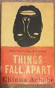 Things Fall Apart - China Achebe
