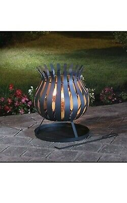 Bulb Fire Basket Fire Pit Garden Patio Heater -  Brand New - Free Delivery ✅🚚