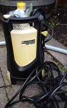 Karcher Submersible dirty water pump SDP 14000 Highett Bayside Area Preview