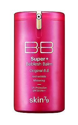 Skin79 Hot Pink Bb Cream Spf 30 40G  Us Seller  New Logo   Design   B B