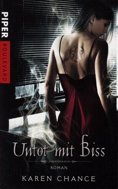 *g- UNTOT mit BISS -  von Karen CHANCE  tb  (2010)