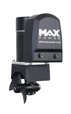 Max Power Bugstrahlruder CT 25 f. Boot bis 9 m Motor Bug Antrieb Heckstrahlruder