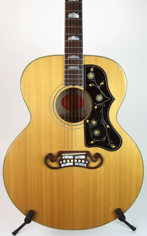 Used 2012 Gibson SJ-200 Antique Natural